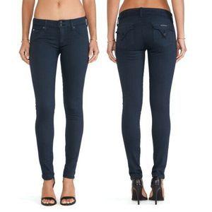 Hudson Collin Skinny Super Stretch Mid Jeans 30